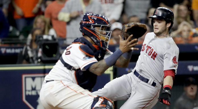 Red Sox, a un juego de la Serie Mundial de Béisbol