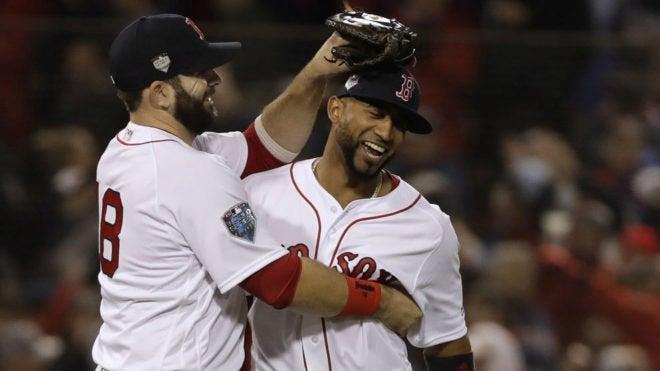 Red Sox doblega a Dodgers en la Serie Mundial