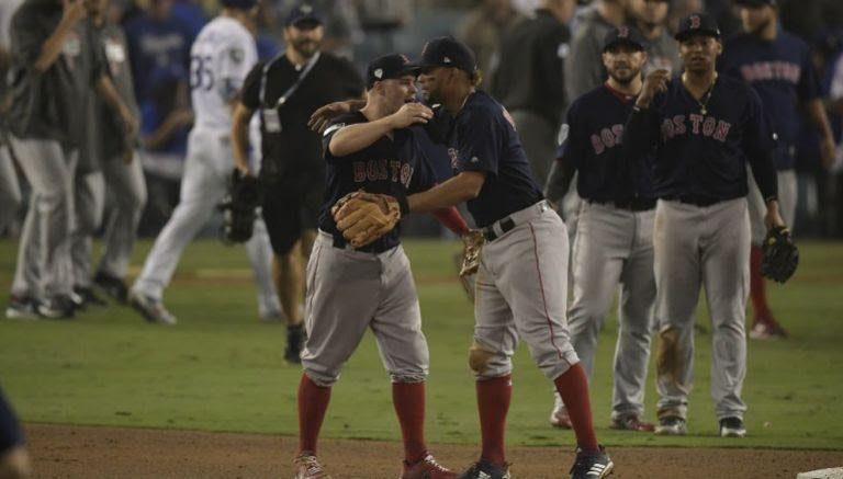 Serie Mundial 2018: Red Sox ganaron el Juego 4 y se acercan al título