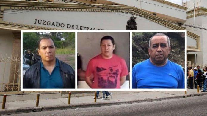 policías acusados de soborno en Choluteca