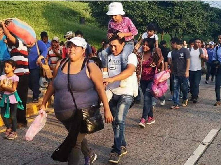 EEUU preocupado por Caravana de Migrantes que viaja desde Honduras