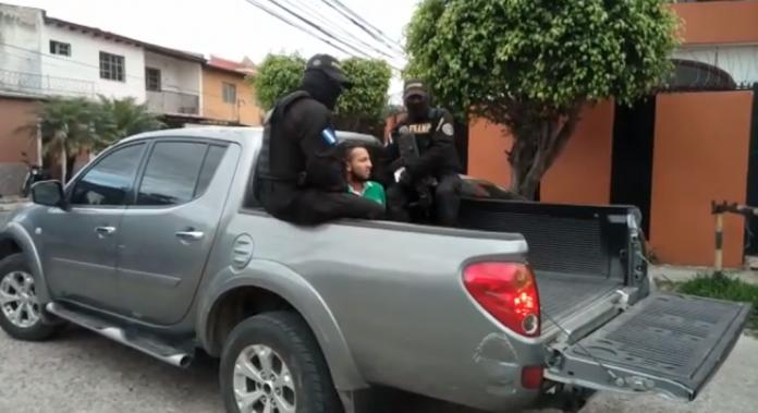 administrador de 18 en Tegucigalpa