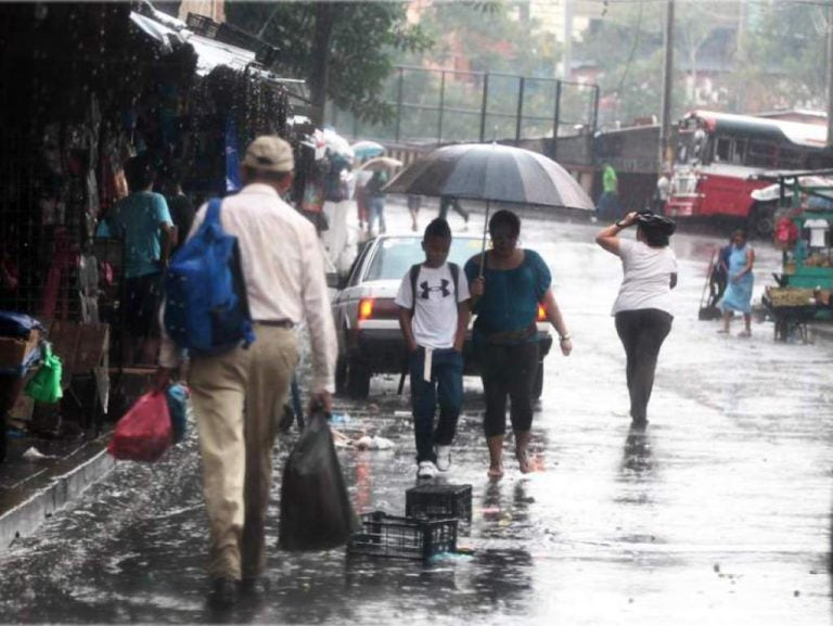 CLIMA DE ESTA TARDE: imperan condiciones estables; sábado con lluvias en varias zonas