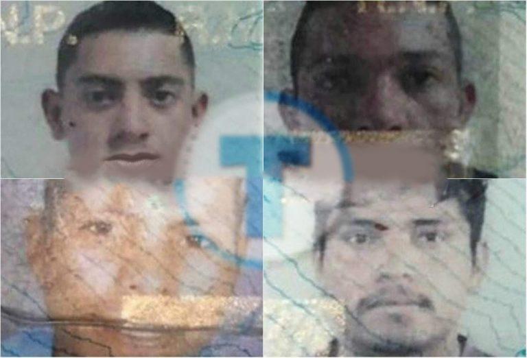 Masacran a cuatro personas dentro de vehículo en Comayagua