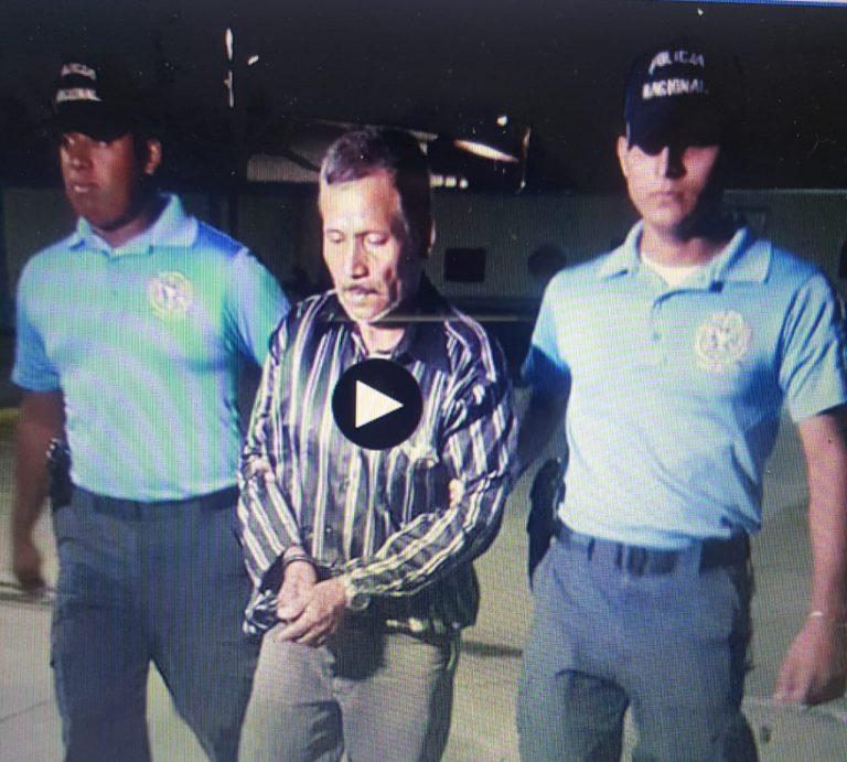 Policía Nacional captura a sexagenario que figuraba entre los más buscados de Honduras