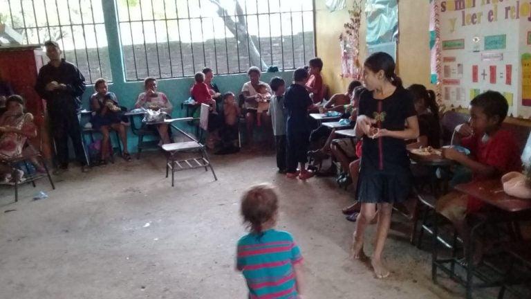 Educación habilita institutos como albergues en Valle, Choluteca y el Distrito Central