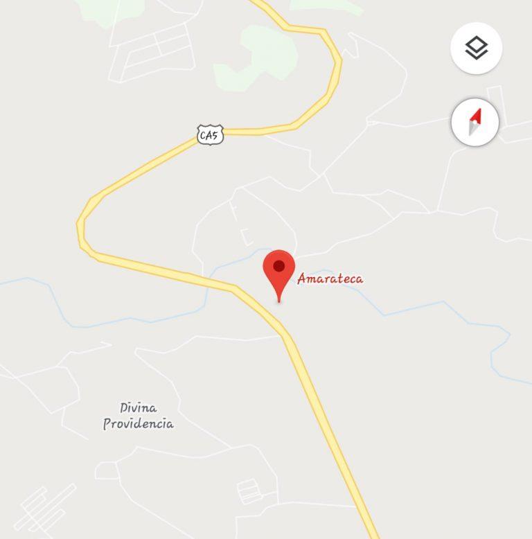 Asesinan a un hombre en la colonia Bella Vista del Valle de Amarateca