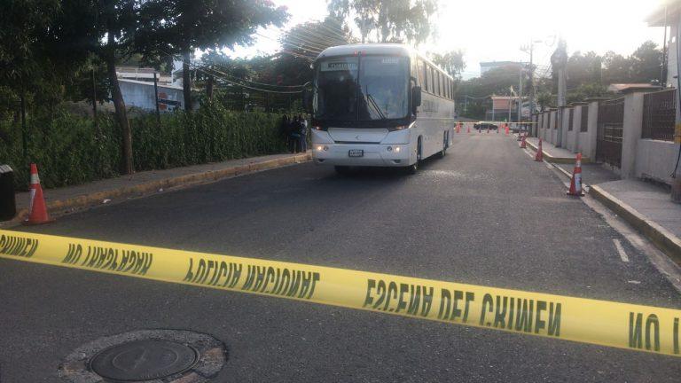 Tegucigalpa: matan a motorista de Hedman Alas cerca del centro comercial Centroamérica