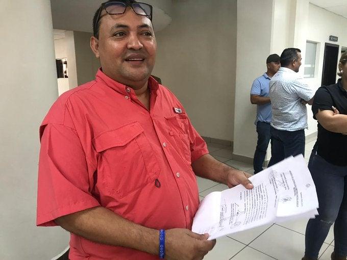 """San Pedro Sula: dejan en libertad al empresario """"Miguelito"""" Carrión"""