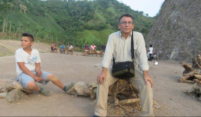 Tras las alarmas de que estaba desaparecido en Guatemala, hay noticias de Bartolo Fuentes