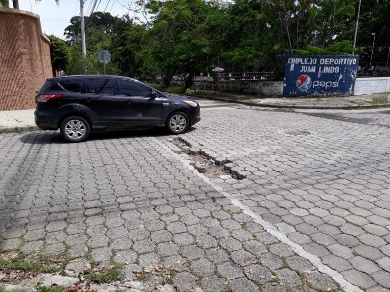 Ampliación del puente de la Miramelinda en SPS: más accidentes y calles dañadas
