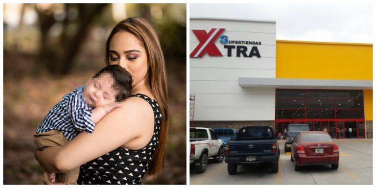 ¡Exclusiva! SPS: habla la joven expulsada de Tiendas Xtra por amamantar a su bebé