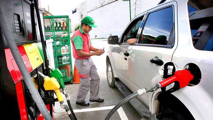 gasolina súper