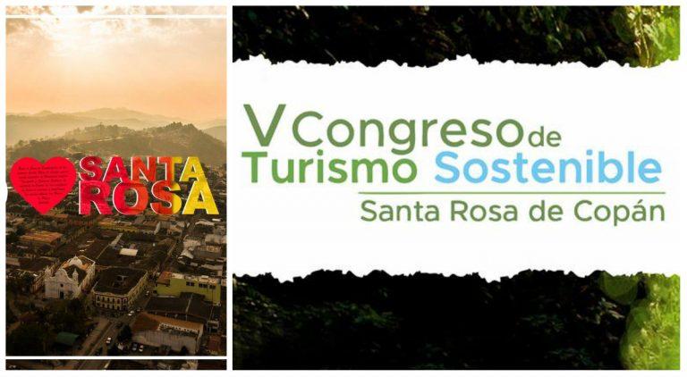 Santa Rosa de Copán inicia mañana con su gran Congreso Nacional de Turismo Sostenible
