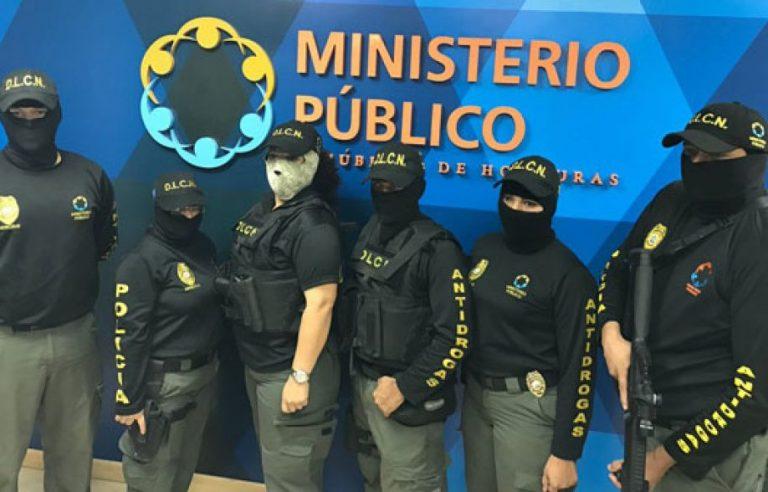 """""""Operación Aries"""": allanan bienes a socios de presuntos narcos en Olancho"""
