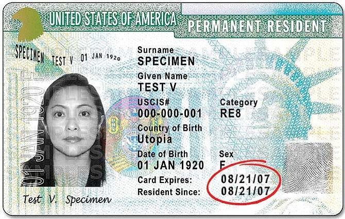 """USCIS inició nueva política de deportación que puede afectar a solicitantes de """"green card"""""""