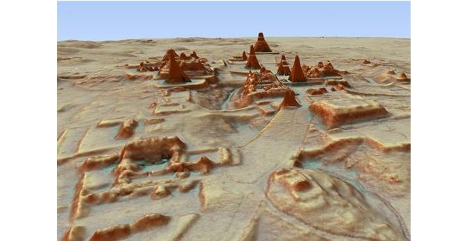 ¡Impresionante! Más de 61 mil estructurasmayas son encontradas en Guatemala