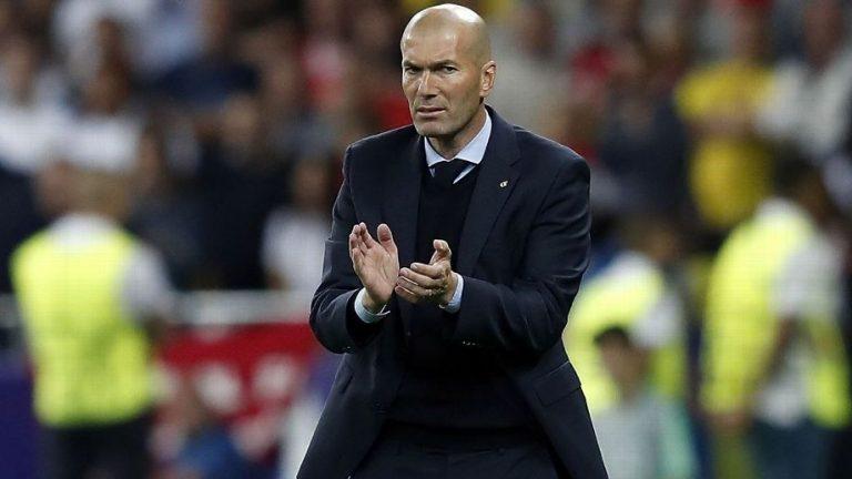 Zidane podría entrenar al Fenerbahçe