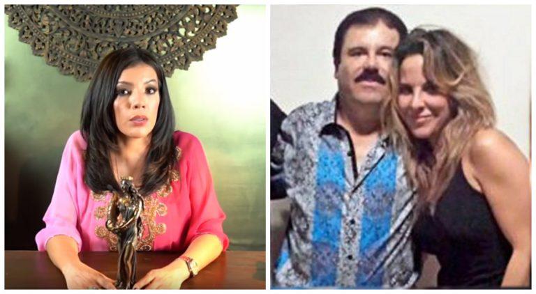 """Vidente colombiana afirma que El Chapo y Kate delCastillo morirán pronto; también la iglesia católica """"caerá"""""""