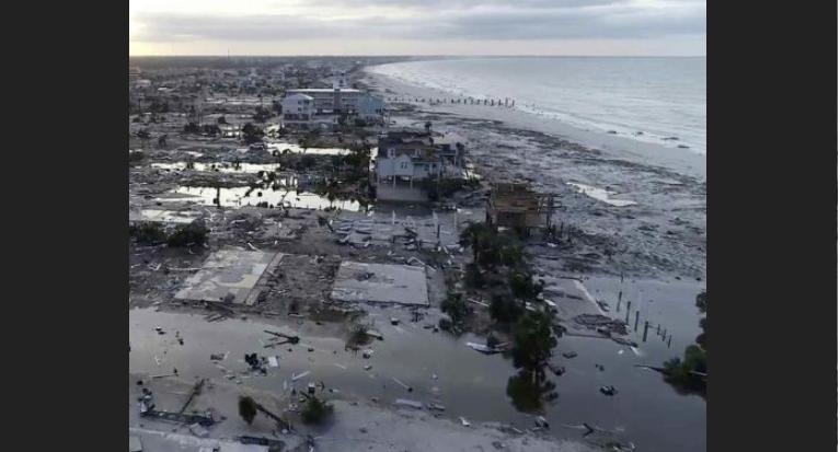 Huracán Michael ha sido devastador y al menos 18 personas murieron, cifra que puede aumentar