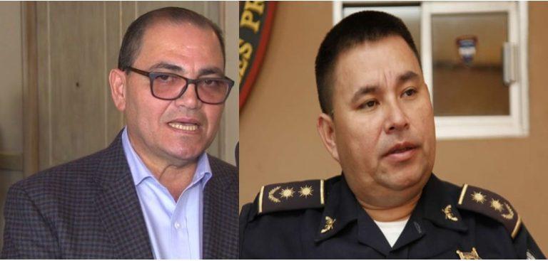 Detienen al policía Oquelí Mejía; ayer se presentó a la fiscalía pero no lo capturaron