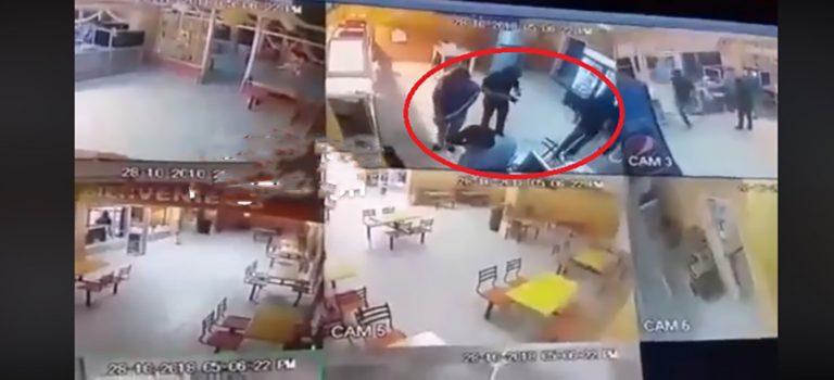 Copán: sujetos aprovechan la noche y entran a robar a un restaurante