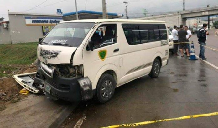 motorista asesinado en SPS