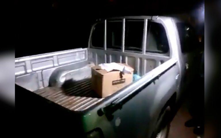 Cuerpo de recién nacida llega en caja de cartón a la morgue capitalina
