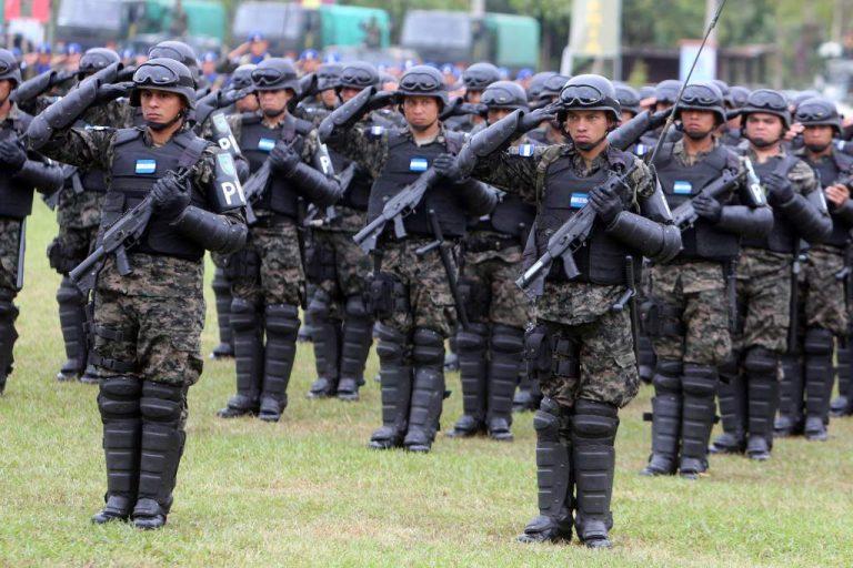 Honduras: crearán nuevas fuerzas policiales para combatir crimen común y organizado