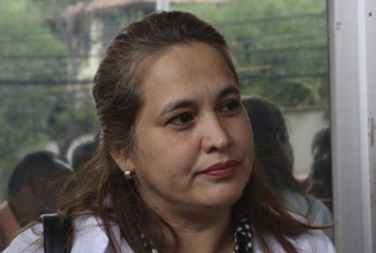 Julissa Villanueva revela que en el asesinato de Sheryl Hernández se encubre a alguien de la ATIC
