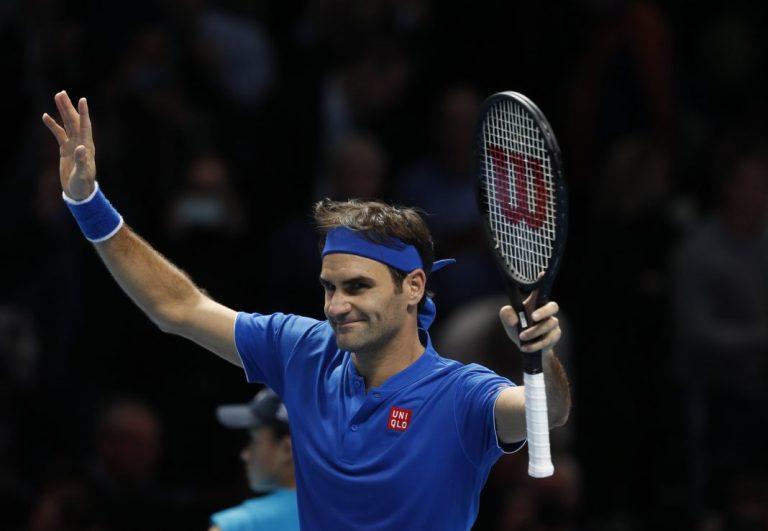 Federer se juega la clasificación ante Anderson