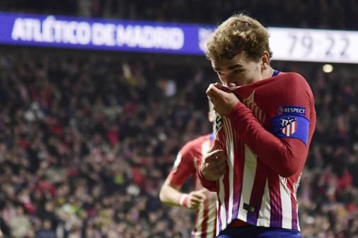 Atlético vence 2-0 al Borussia Dortmund y encamina su clasificación