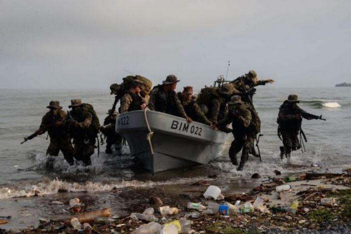 Fuerza de Tarea Marina completa despliegue de seis meses en América Central