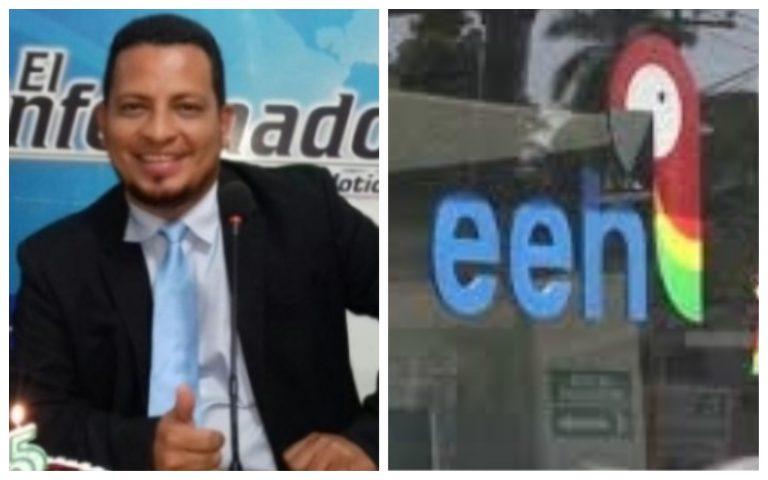 VÍDEO: periodista Jairo López denuncia que fue despedido por influencias de EEH