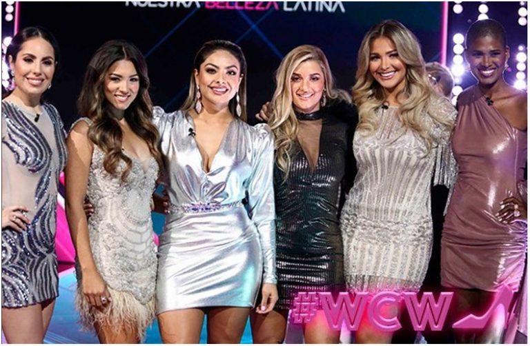 La hondureña Yaritza Owen figura entre las seis finalistas de Nuestra Belleza Latina 2018