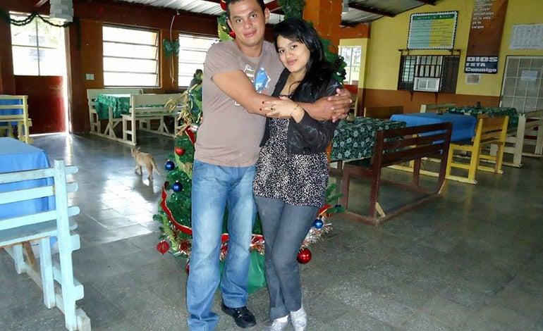 asesinato de hermana en Tegucigalpa
