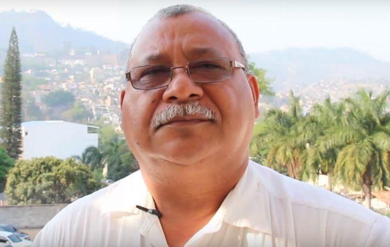 Padre Melo al Congreso: «ha llegado el momento para la renuncia  de JOH»