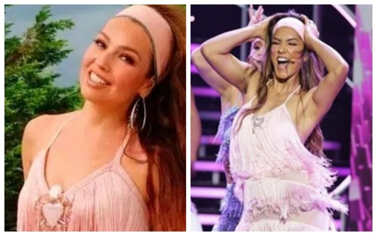 Yaritza Owen pasa a semifinales de Nuestra Belleza Latina imitando a Thalía