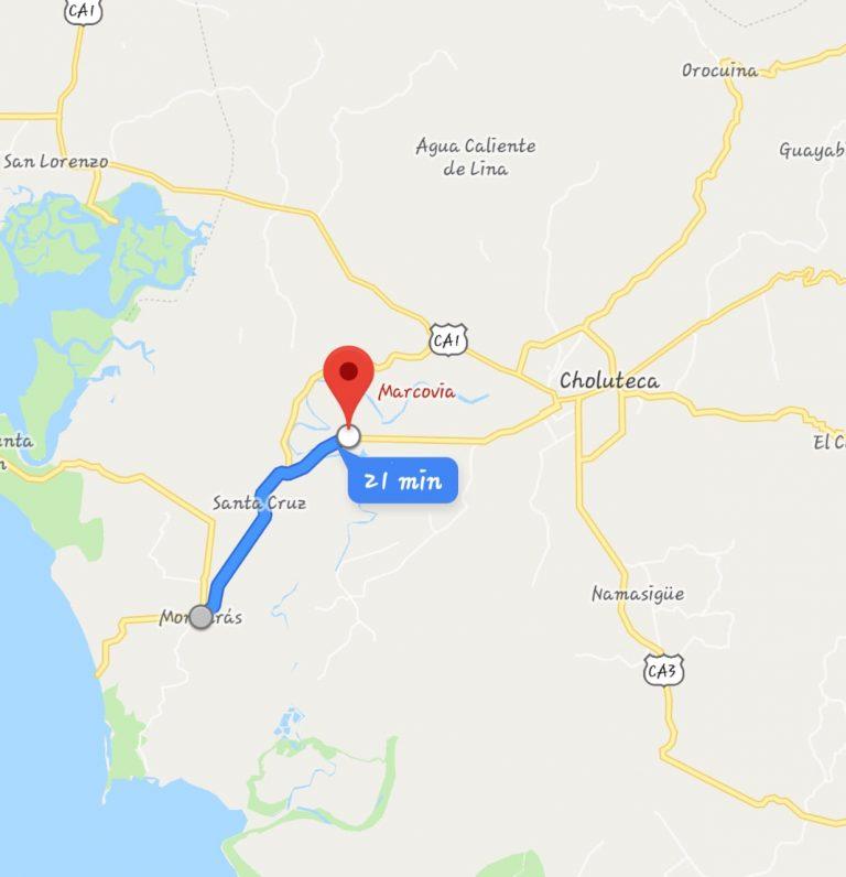 Niña de 7 años muere aplastada por una pesada refrigeradora en Choluteca