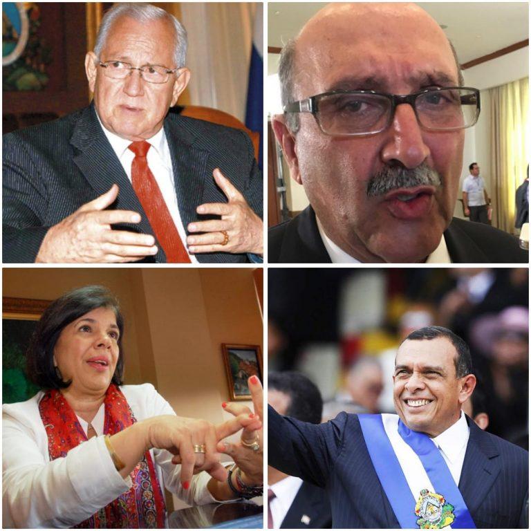 FRASES DE LA SEMANA: ¿Qué dijo Michelleti, «Pepe» Lobo, Juliette Handal y Eduardo Facussé?