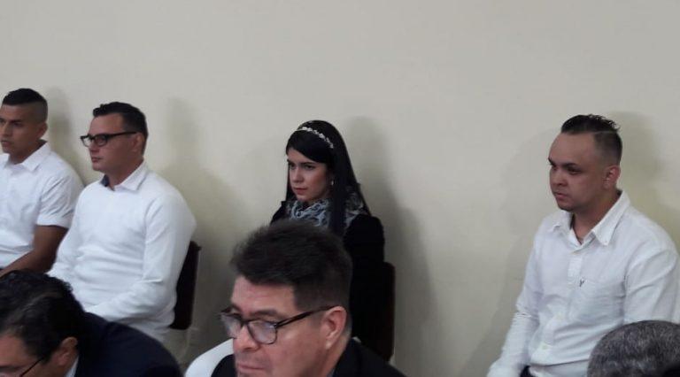 En uñas de Collier se encontró ADN de Olga Ferrufino; inicia juicio contra implicados