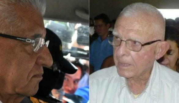 Amplían a 125 delitos de fraude y malversación de fondos contra Wilfredo Cerrato y Ramón Lobo