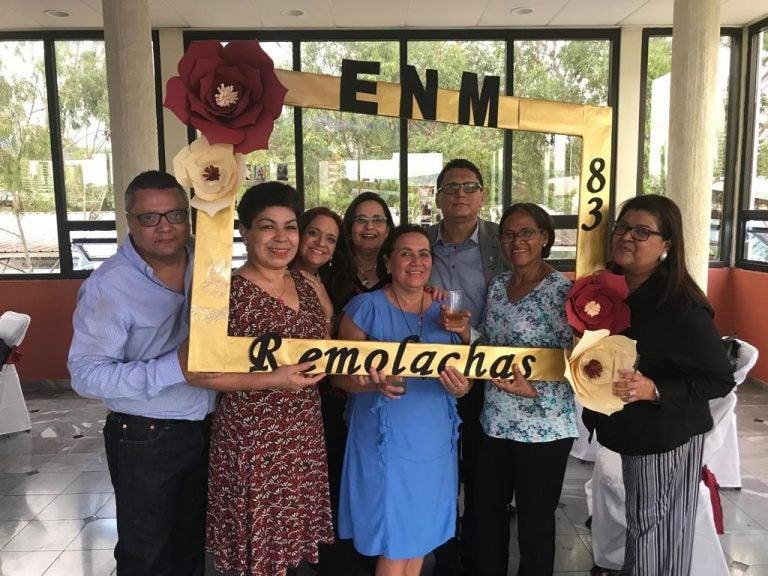Egresados de la Escuela Normal Mixta Pedro Nufio celebraron emotivo reencuentro