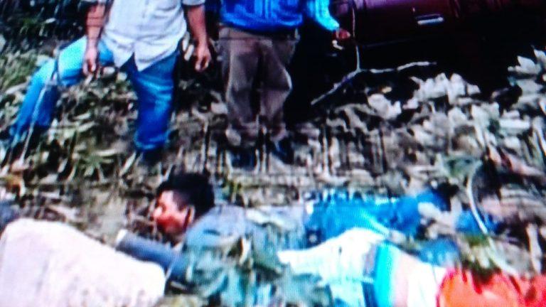 Accidente en Intibucá deja tres muertos y a seis personas heridas