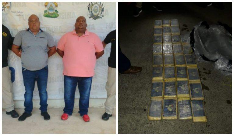 Tras hallazgo de 60 kilos de cocaína: hermanos Simpson permanecen en El Pozo