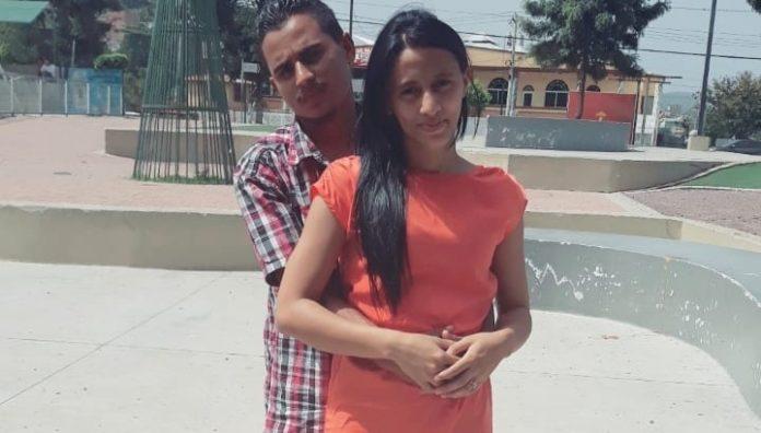 pareja que falleció en Comayaguela