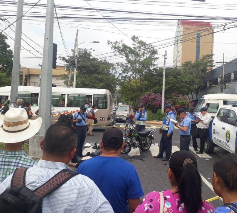 SPS: guardia de seguridad es atropellado tras salir de su turno en una tienda