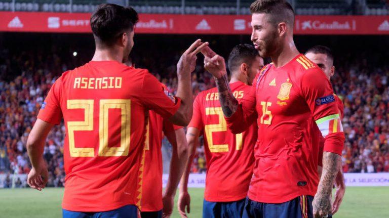 Croacia – España por la UEFA Nations League