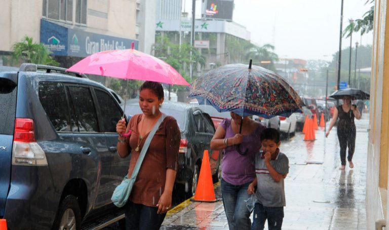 CLIMA DE HOY: Lluvias y chubascos en la zona norte, insular y La Mosquitia
