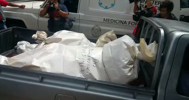 Asciende a cinco el número de muertos de masacre en Valle